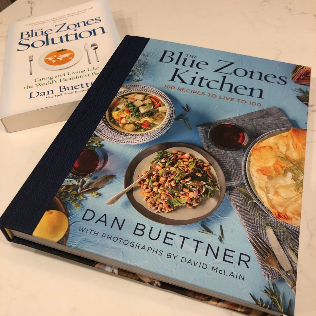 The Blue Zones Kitchen Home Away Cafe
