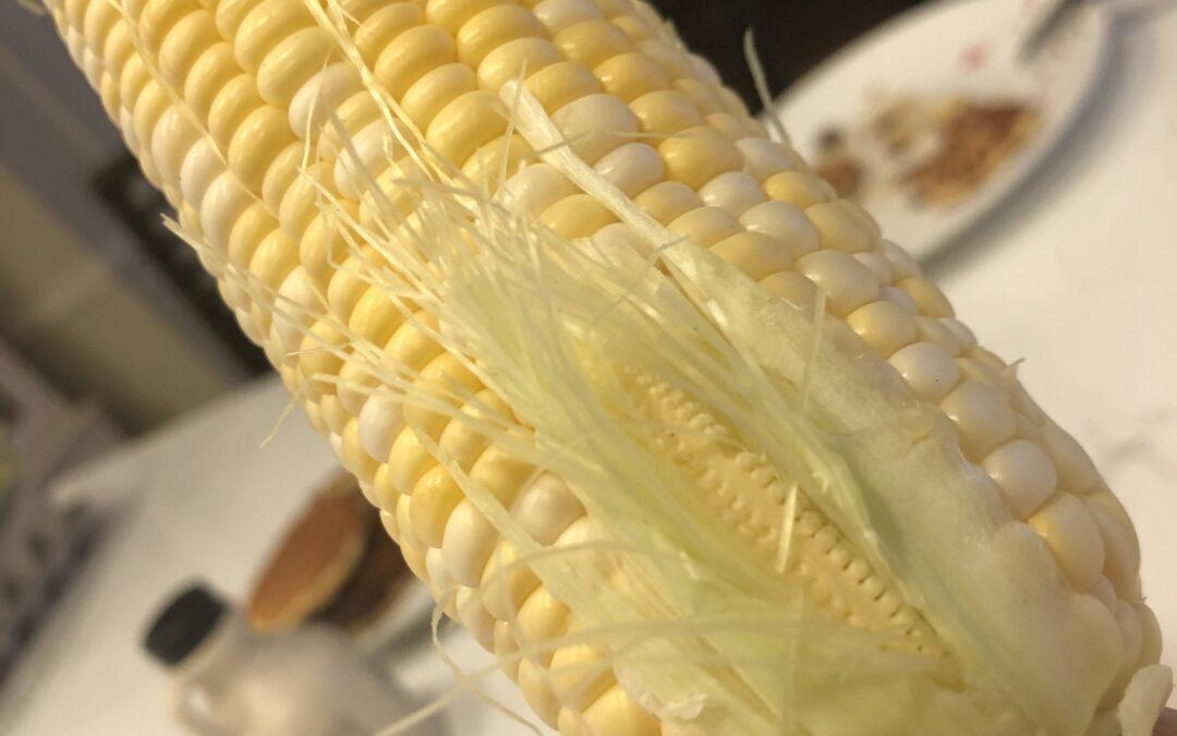 Simple Sautéed Corn