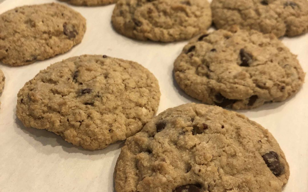 Best Ever Coco-Nutty Chocolate Chip Cookies