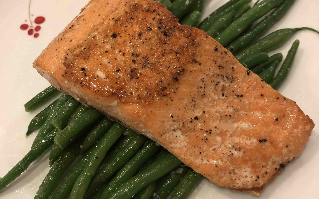 Simple Weeknight Salmon